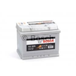 Bosch S5 12V 63Ah 610A 0092S50050