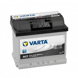 Varta Black Dynamic 41 Ah A17 12V 541400036