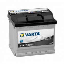 Varta Black Dynamic 45 Ah B19 12V 545412040