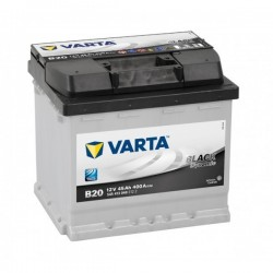 Varta Black Dynamic 45 Ah B20 12V 545413040