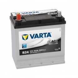 Varta Black Dynamic 45 Ah B24 12V 545079030
