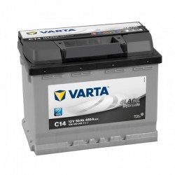 Varta Black Dynamic 56 Ah C14 12V 556400048