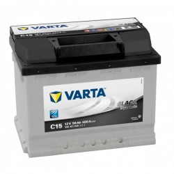 Varta Black Dynamic 56 Ah C15 12V 556401048