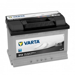 Varta Black Dynamic 70 Ah E13 12V 570409064