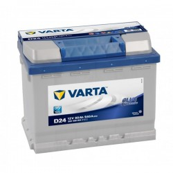 Varta Blue Dynamic 60 Ah D24 12V 560408054