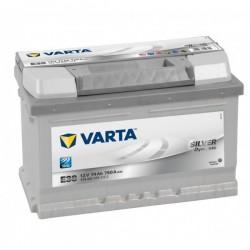Varta Silver Dynamic 74 Ah E38 12V 574402075