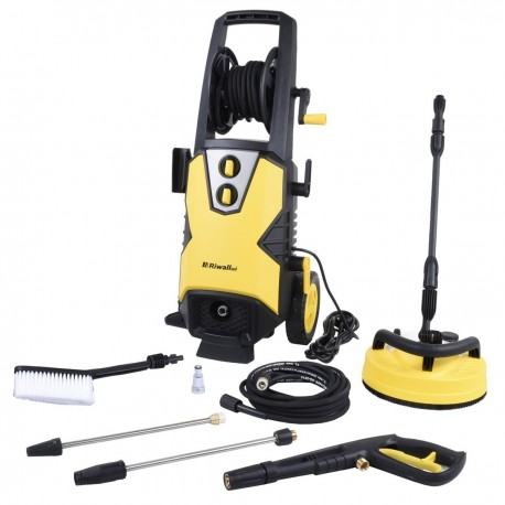 Riwall REPW 170 SET elektrický vysokotlakový čistič 170 bar