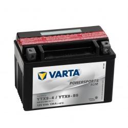 Varta AGM YTX9-BS 8Ah 135A 12V 508012008