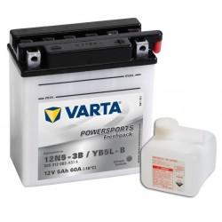 Varta Freshpack 12N5-3B 5Ah 60A 12V 505012003