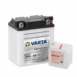 Varta Freshpack 6N6-3B-1 6Ah 30A 6V 006012003