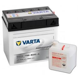 Varta Freshpack Y60-N24L-A 25Ah 300A 12V 525015022
