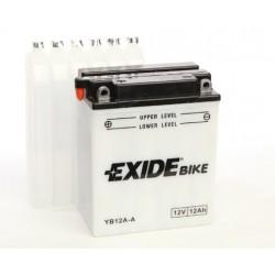 EXIDE BIKE EB12A-A 12V 12Ah 165A