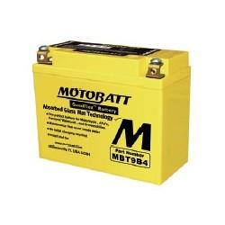 Motobatt 9 Ah 12V MBT9B4