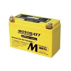 Motobatt 6,5 Ah 12V MB7U