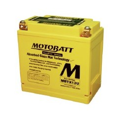 Motobatt 14 Ah 12V MBTX12U