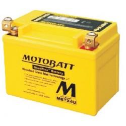 Motobatt 4,7 Ah 12V MBTX4U