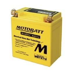 Motobatt 8 Ah 12V MBTX7U