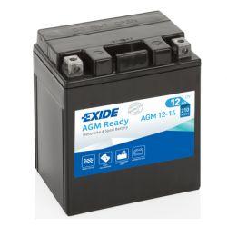 EXIDE AGM 12-14 12V 14Ah 210A