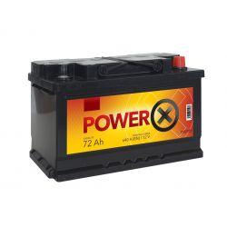 PowerX 72 Ah 12V PX0720