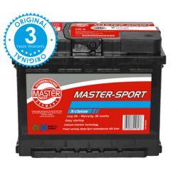 Master-Sport 78 Ah 12V 720A