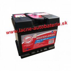 Master-Sport 45 Ah 12V 480A 750454802