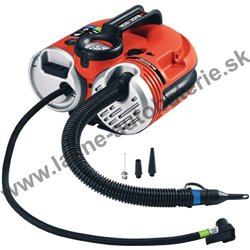 Kompresor Black and Decker ASI500 12/230V AKU