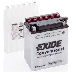 EXIDE BIKE 14Ah 12V EB14L-B2 145A