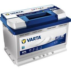 Varta Blue Dynamic EFB 70 Ah N70 570500076